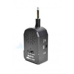 JOYO JA-01 2W Guitar Mini Amplifier with 9V Battery, Black
