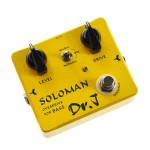 Dr.J D-52 - Dr.J D-52 Soloman Bass Overdrive Effect Pedal - JOYO Guitar Effect Pedals by www.JOYOaudio.co.uk