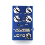 R-07 Aquarius - JOYO Aquarius Multi Delay & Looper Guitar Effect Pedal - Series 4 by JOYO