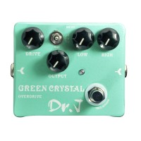 About Dr J Guitar Effects