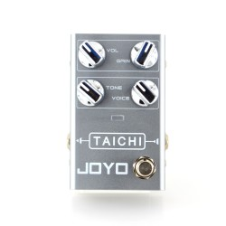 JOYO Taichi Overdrive Guitar Effect Pedal - Revolution R Series
