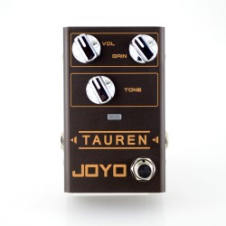 JOYO Tauren Overdrive Guitar Effect Pedal - Revolution R Series