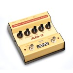 AD-2 - JOYO AD-2 Acoustic Guitar preamp and DI Box - DI Amplifier Simulation by www.JOYOaudio.co.uk