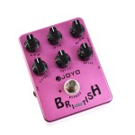 JF-16 - JOYO JF-16 British Sound Guitar Effect Pedal - JOYO Guitar Effect Pedal Series by JOYO