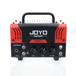 B STOCK - JOYO Jackman Bantamp Guitar Amp head 20w Pre Amp Tube Hybrid