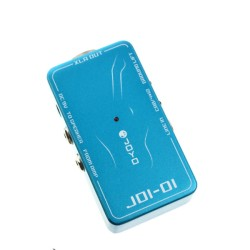 B STOCK - JOYO JDI-01 DI Box with Amp Simulation for Acoustic or Electric Guitar