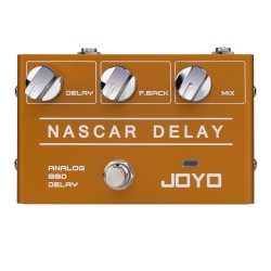 JOYO Nascar Delay Analog BBD Guitar Effect Pedal
