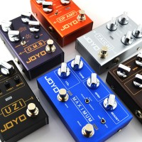 A First Look New JOYO R Series Guitar Effect Pedals