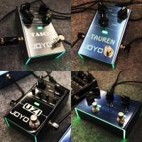 New Design JOYO guitar Pedals for 2018