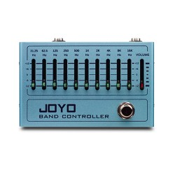 JOYO 10 Band Graphic Equaliser R-12 EQ Band Controller