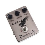 JF-08 - JOYO JF-08 Digital Delay Guitar Effect Pedal - JOYO Guitar Effect Pedals by JOYO