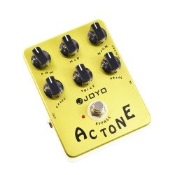 JOYO JF-13 AC Tone Vintage Tube Amplifier Guitar Effect Pedal