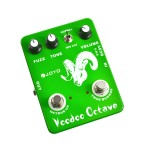 JF-12 - JOYO JF-12 Voodoo Octave Fuzz Guitar Effect Pedal - Octave / Pitch Effects by JOYO