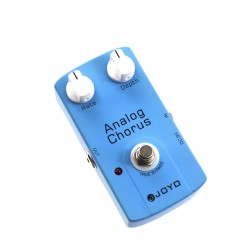 B STOCK - JOYO JF-37 Analog Chorus Guitar Effect Pedal