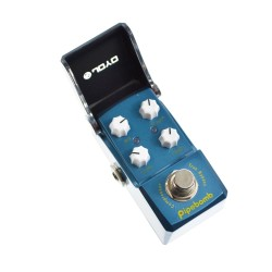 JOYO JF-312 Pipe Bomb Compressor Ironman Mini Guitar Effects Pedal