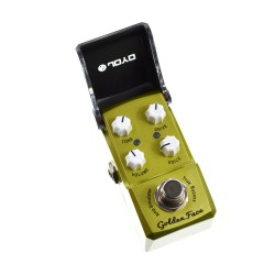 B STOCK - JOYO JF-308 Golden Face Amp Sim Mini Guitar Effects Pedal