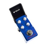 JF-313 - JOYO JF-313 Old School Distortion Ironman Mini Guitar Effects Pedal - JOYO Guitar Effect Pedals by www.JOYOaudio.co.uk