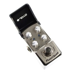 B STOCK - JOYO JF-315 Metal Head Distortion Mini Guitar Effects Pedal