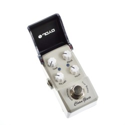 B STOCK - JOYO JF-307 Clean Glass Amp Sim Mini Guitar Effects Pedal
