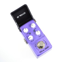 JOYO JF-322 Wow Wah - Auto Wah Ironman Mini Guitar Effects Pedal