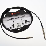 CM-01 - JOYO cm-01 3.5 mm Male to 6.3 mm Male Plug Shielded Stereo Cable, 6' Length - JOYO Audio Cables by JOYO