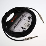 CM-04 - JOYO CM-04 Guitar Lead 6.3 mm Male to 6.3 mm Male Plug Shielded Mono Cable, 15ft Length - JOYO Audio Cables by JOYO