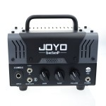 Zombie - JOYO Zombie Bantamp Guitar Amp head 20w Pre Amp Tube Hybrid - Bantamp Head by JOYO