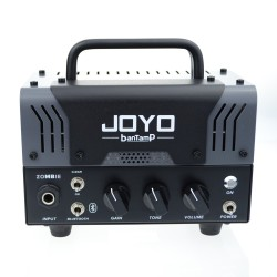 B Stock - JOYO Zombie Bantamp Guitar Amp head 20w Pre Amp Tube Hybrid