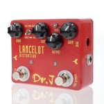Dr.J D59 - Dr.J D-59 Lancelot Distortion Mosfet, Diode & Boost Guitar Effect Pedal - JOYO Guitar Effect Pedals by www.JOYOaudio.co.uk
