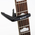 JCP-02 black - JOYO Guitar Quick Change Capo - Black - Music Instrument Accessories by JOYO