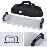 JMB-01 - JOYO Guitar Effects Mini Pedal Board & Bag - Music Instrument Accessories by JOYO