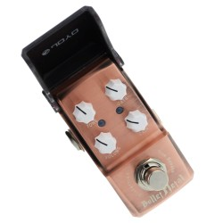 B STOCK - JOYO JF-321 Bullet Metal Distortion Mini Guitar Effects Pedal