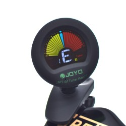 JOYO JMT-01 Clip-on Tuner and Metronome with Colour Display