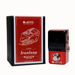 JOYO JF-329 IronLoop Looper Guitar Pedal