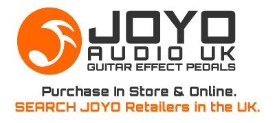 JOYO Audio UK Dealers on the map