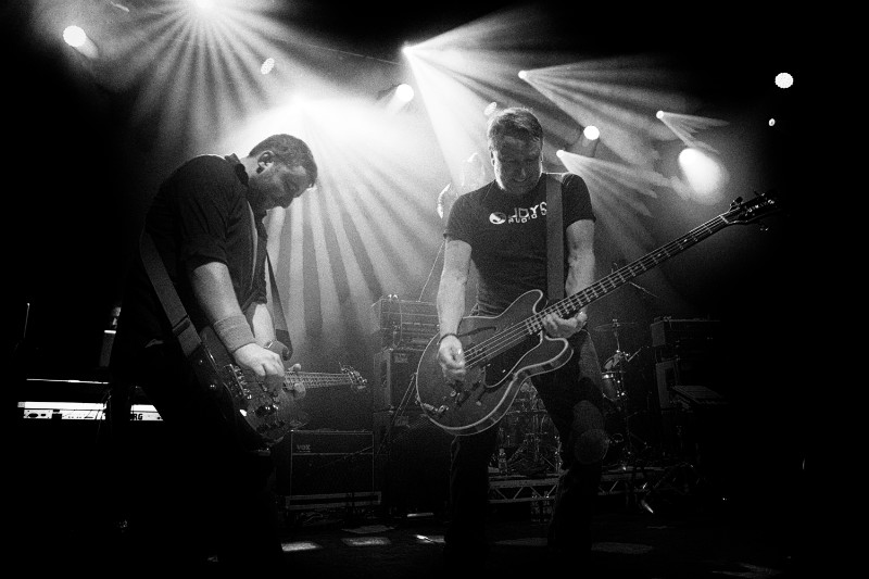 Jack & Dad - Peter Hook and the Light !