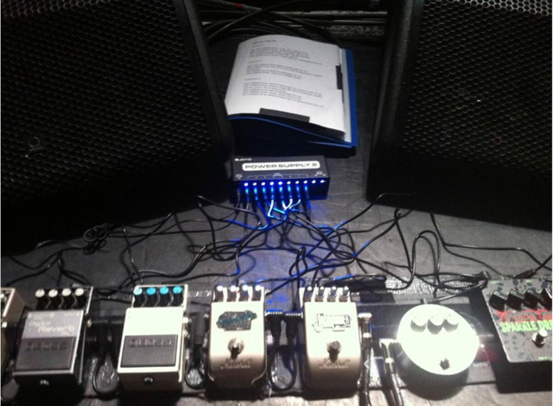 Guitar Power Supply - The Rotz Manchester