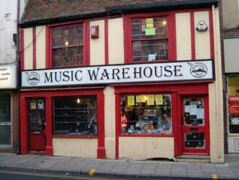 Music Warehouse JOYO UK Retailer Colchester Essex